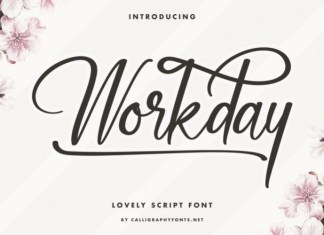 Workday Font
