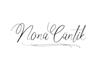 Nona Cantik Calligraphy Font
