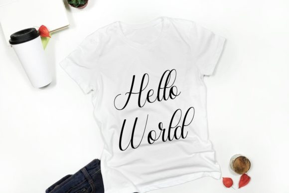 Crafty Holiday Calligraphy Font