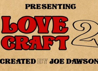 Love Craft 2 Display Font