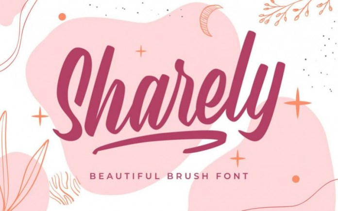 Sharely Script Font