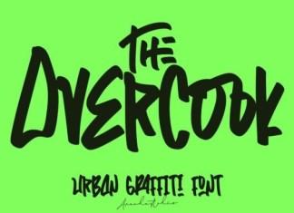 The Overcook Script Font