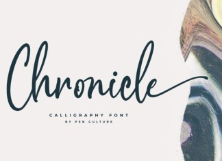 Chronicle Script Font