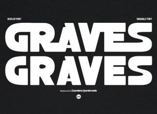 Graves Display Font
