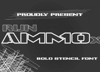 Runammox Display Font