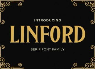 Linford Serif Font