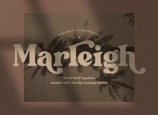 Marleigh Serif Font