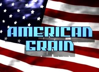 American Grain Display Font