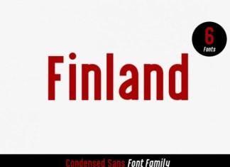 Finland Sans Serif Font