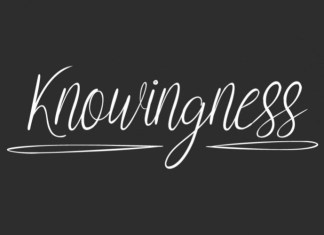 Knowingness Script Font