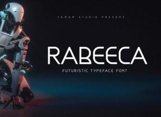 Rabeeca Sans Serif Font