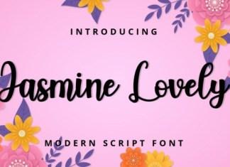 Jasmine Lovely Script Font