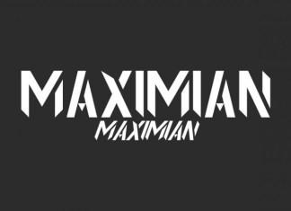 Maximian Display Font
