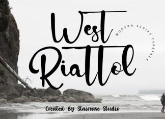West Riattol Script Font