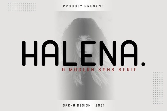 Halena Font