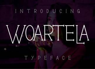 Woartela Serif Font
