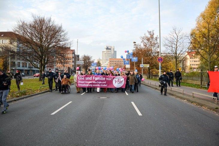 DEMO FÜR ALLE am 22.11.14 in Hannover