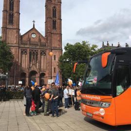 Köln #BusderMeinungsfreiheit