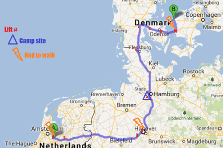 map of surroundings of esbjerg map of europe map » Another Maps [Get ...