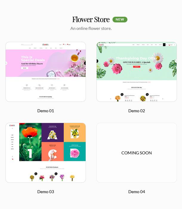 GreenMart – Organic & Food WooCommerce WordPress Theme - 9