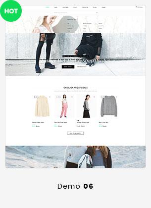 Puca - Optimized Mobile WooCommerce Theme - 35