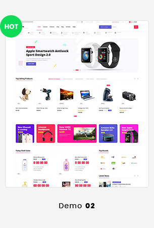 Puca - Optimized Mobile WooCommerce Theme - 41