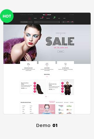 Puca - Optimized Mobile WooCommerce Theme - 46