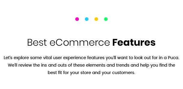 Puca - Optimized Mobile WooCommerce Theme - 83