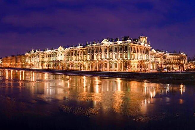 palatul de iarna-sankt petersburg