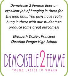 Dozier Quote for Website- Program Page
