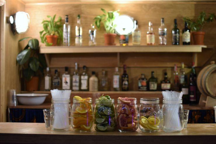 Bars à thème  à cocktail mariage