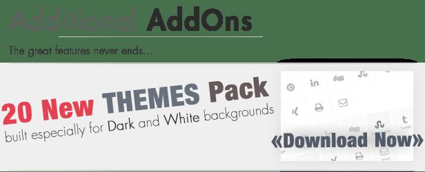 Social Share & Locker Pro WordPress Plugin - 9