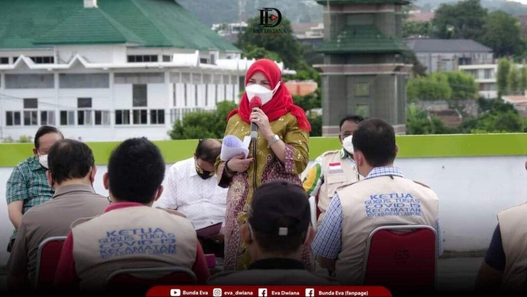 COVID-19 : Mulai Hari Senin ini, 12 Juli 2021 Kota Bandar Lampung PPKM Darurat, Aktifitas Masyarakat Dibatasi