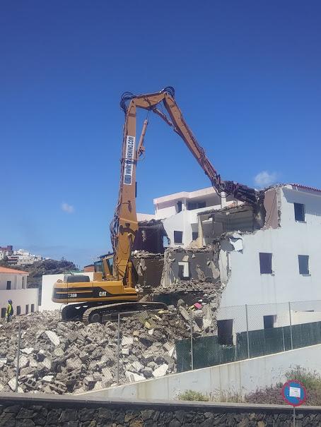 demolicion cuartel guardia civil garachico