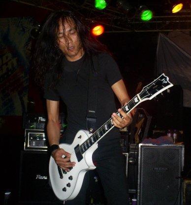 Albino Guitar