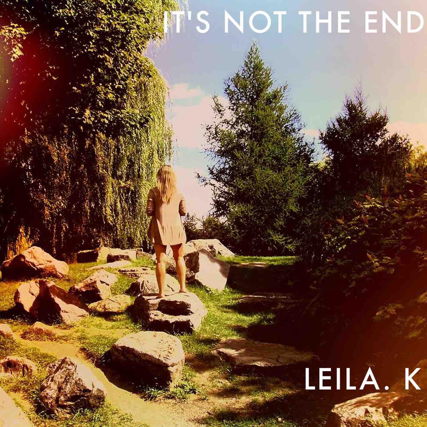 5050songs Featured Artist Leila Kthiri