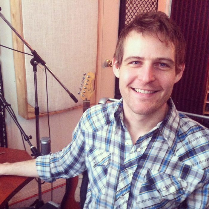 Demo My Song Founder & CEO, Trystan Matthews