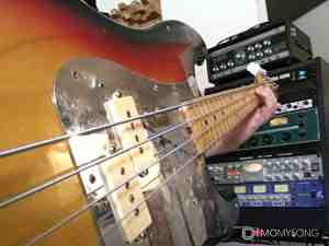 1977 Fender Precision Bass - Demo My Song™