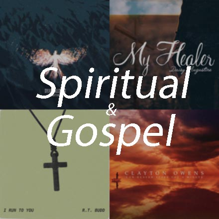 spiritual and gospel music samples | Demo My Song