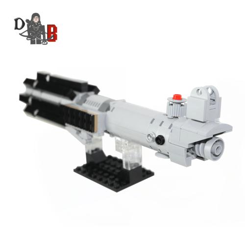 Anakin/Luke/Rey's Graflex Lightsaber