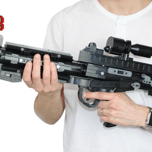 Stormtrooper E-11 Blaster Rifle (Return of the Jedi)