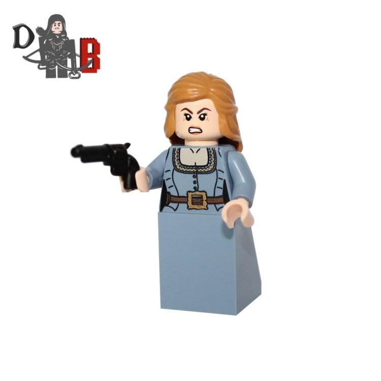 lego Dolores 2 Westworld