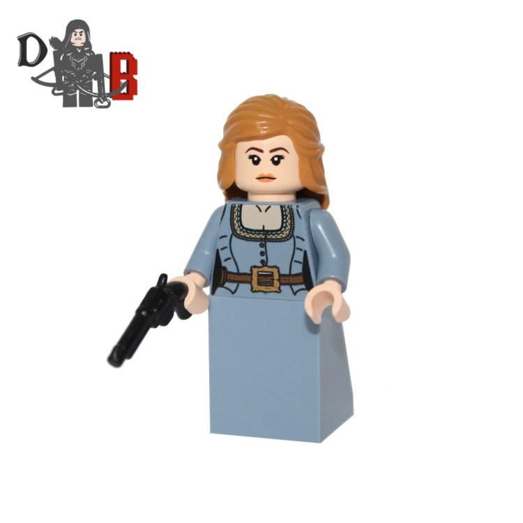 lego Dolores Westworld