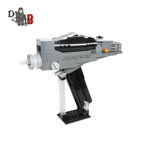 Lego Star trek phaser type 2 1