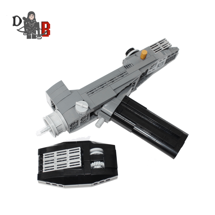 Lego Star trek phaser type 2 2