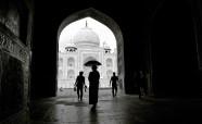 Taj Mahal - India by Christophe Paquignon