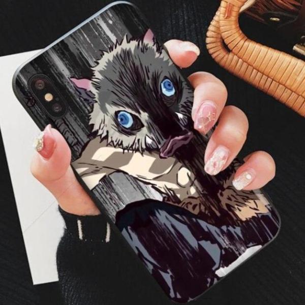 Demon Slayer Phone Case iPhone 7 plus