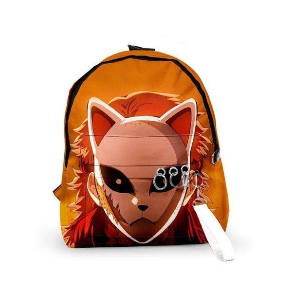 Backpack Masked Sabito - Demon Slayer Merch
