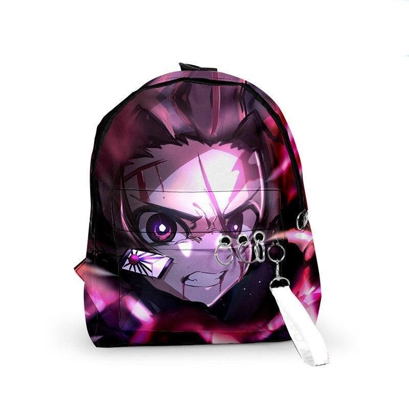 Tanjiro's Determination Backpack - Demon Slayer Merch