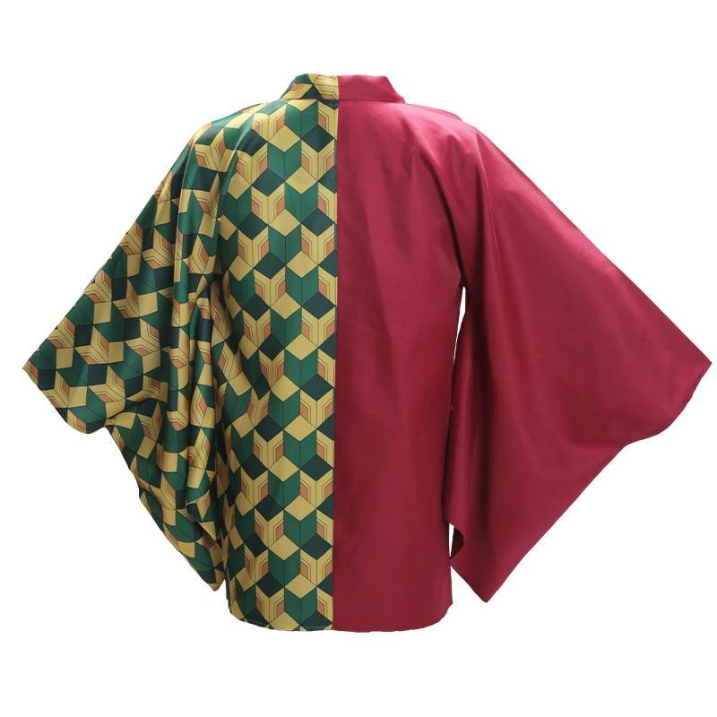 giyu tomioka haori pattern